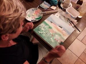 schilderen met Kristel_2