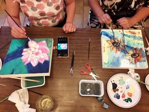 schilderen met Kristel_8