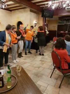 Oranje avond (1)